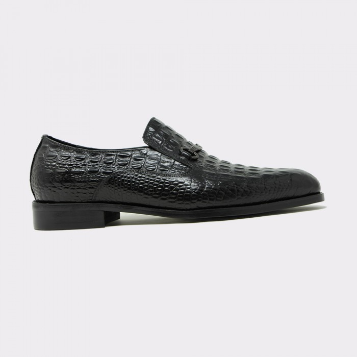 ALLIGATOR - BLACK