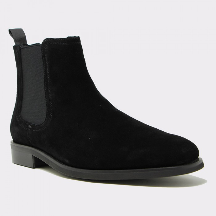 SADDLE- BLACK