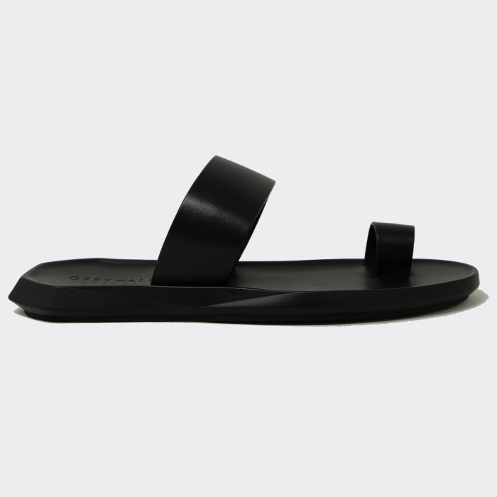 TOE RING - BLACK